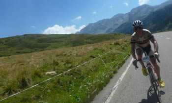 Swiss Cycling Alpenbrevet 2015